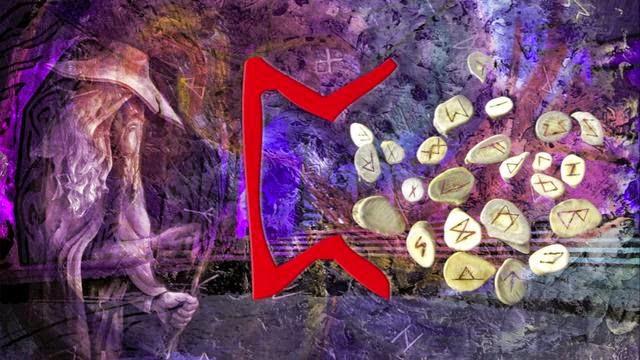 Runas Tarot Escorpio Escorpión Arkano Ezael Tarot