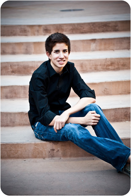 teen boy photograph