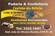CANTINHO DAS DELICIAS