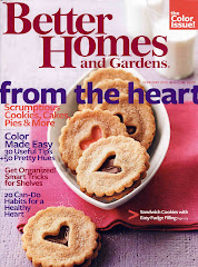 Featured in Better Homes & Gardens 2010 Color Issue