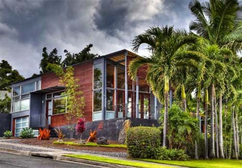 Models Modern House On Hawaiian Webster Wilson Architect