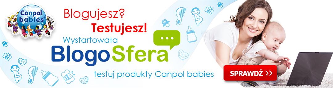 Blogosfera dla mam z Canpol babies