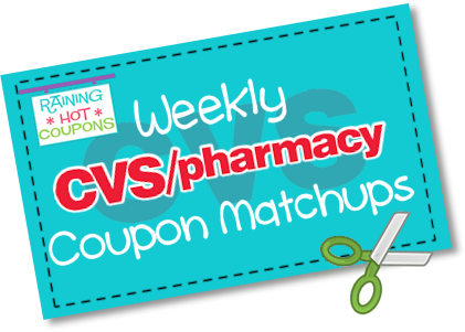 Weekly CVS Coupon Matchups