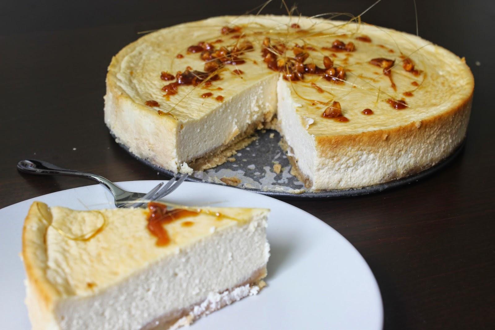 Klasický Cheesecake