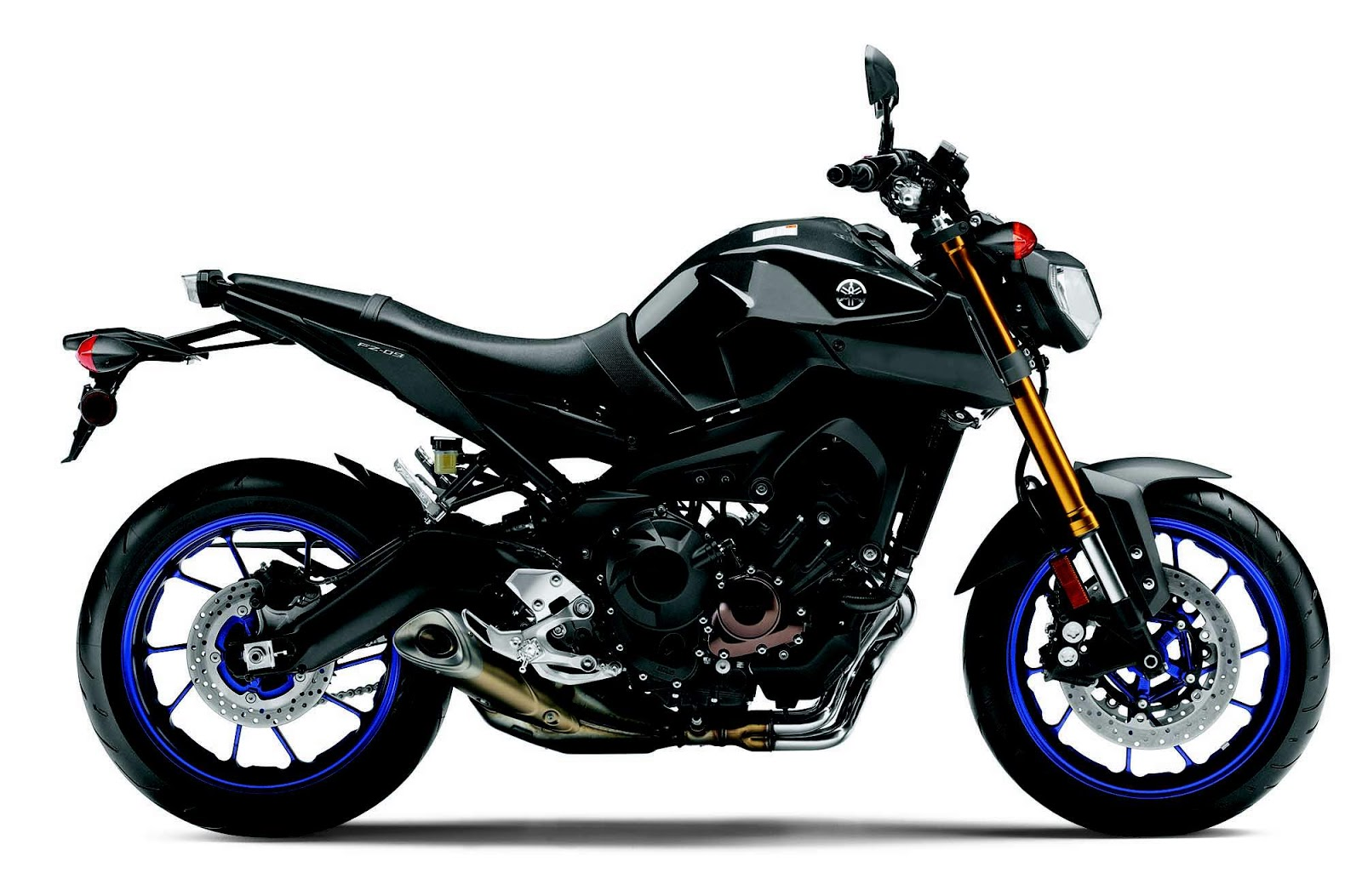 Video Motor Yamaha Terbaru 2014 Yamaha FZ-09 850 Triple