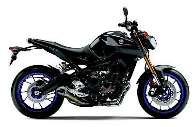 Yamaha FZ-09 850 Triple 2014