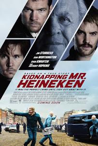 Kidnapping Mr. Heineken Poster