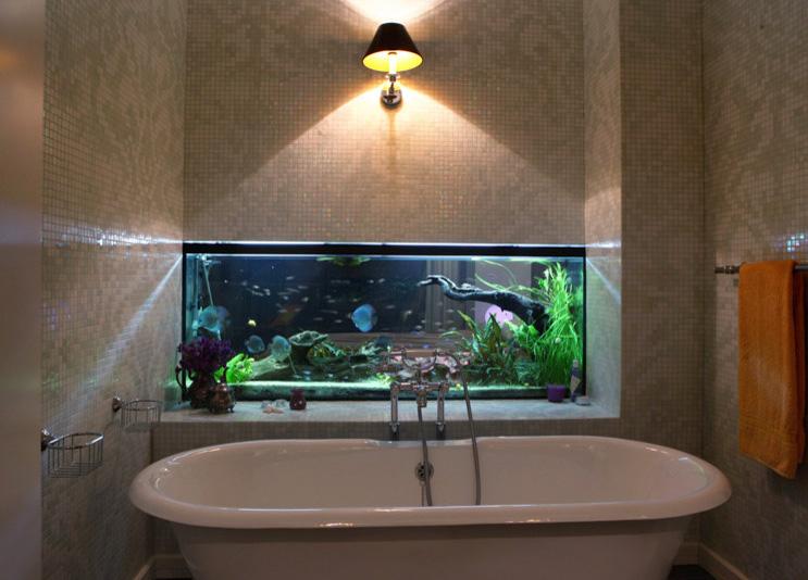Shower Room Wall Lights