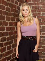 Elisha Cuthbert - Promo shoot for Happy Endings Season 2 2011