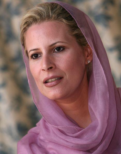 Corka M. Kaddafiego Aisza prosi o azyl polityczny w Izraelu