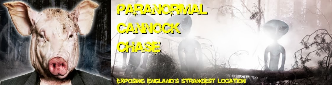 Paranormal Cannock Chase