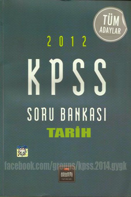 2012 fem akademi kpss tarih soru bankasi 220 sayfa
