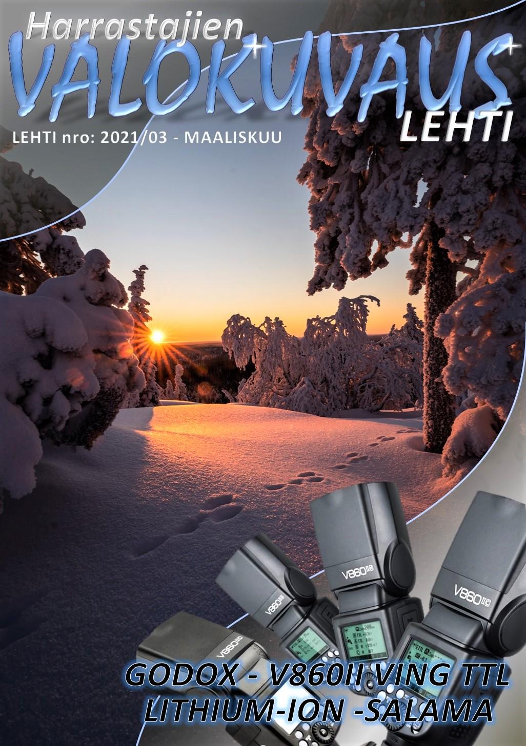 VALOKUVAUS-LEHTI 2021/03