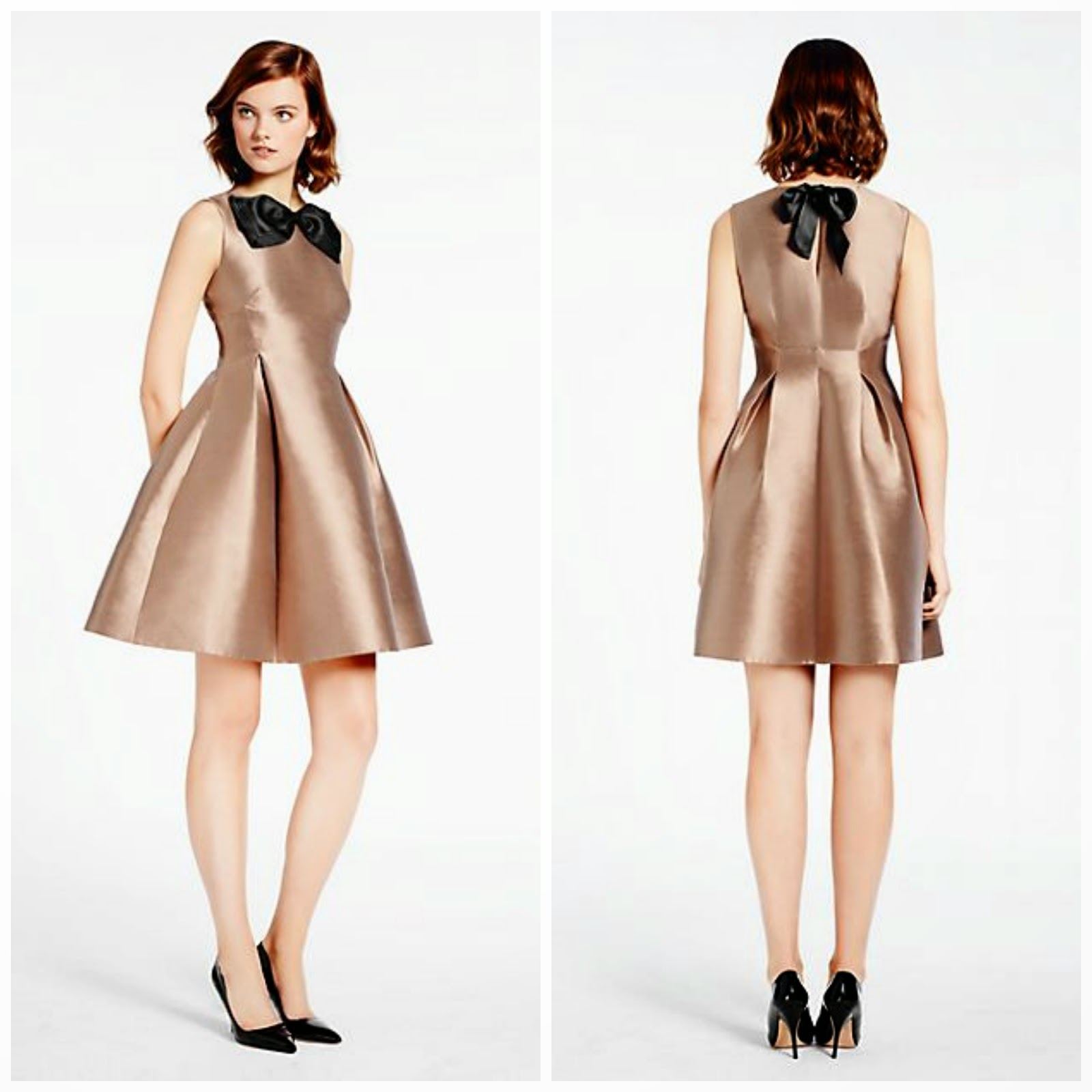 Kindly With K: NYE Party Dresses with Kate Spade