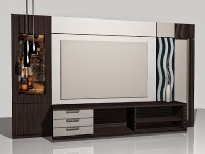 Design Kitchen, Bedrooms, Doors, Curtains, Table Chairs Minimalist TV Rack
