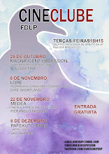Programação Cineclube FDUP 2º semestre 2016/2017