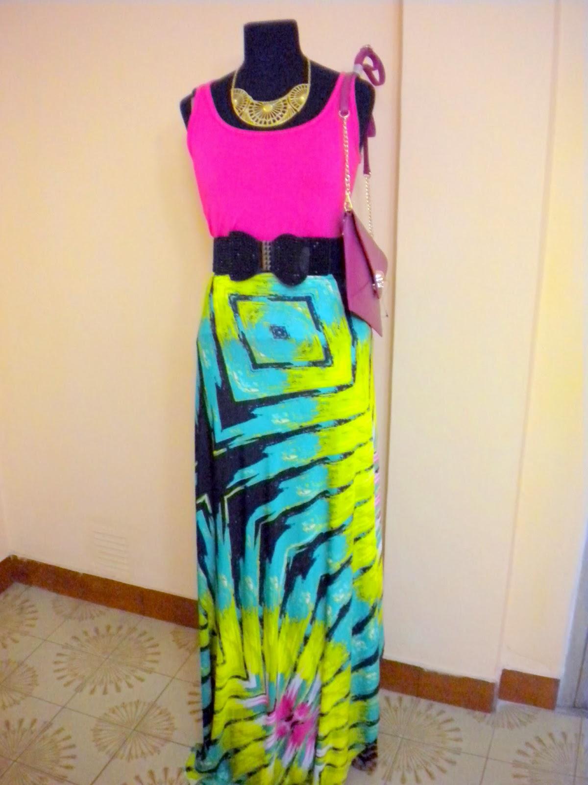 Vestidos de fiesta rosario 2014