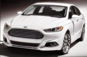 Ford Fusion Energi Titanium Review 2014