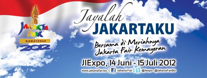 Pekan Raya Jakarta (Jakarta Fair 2012)