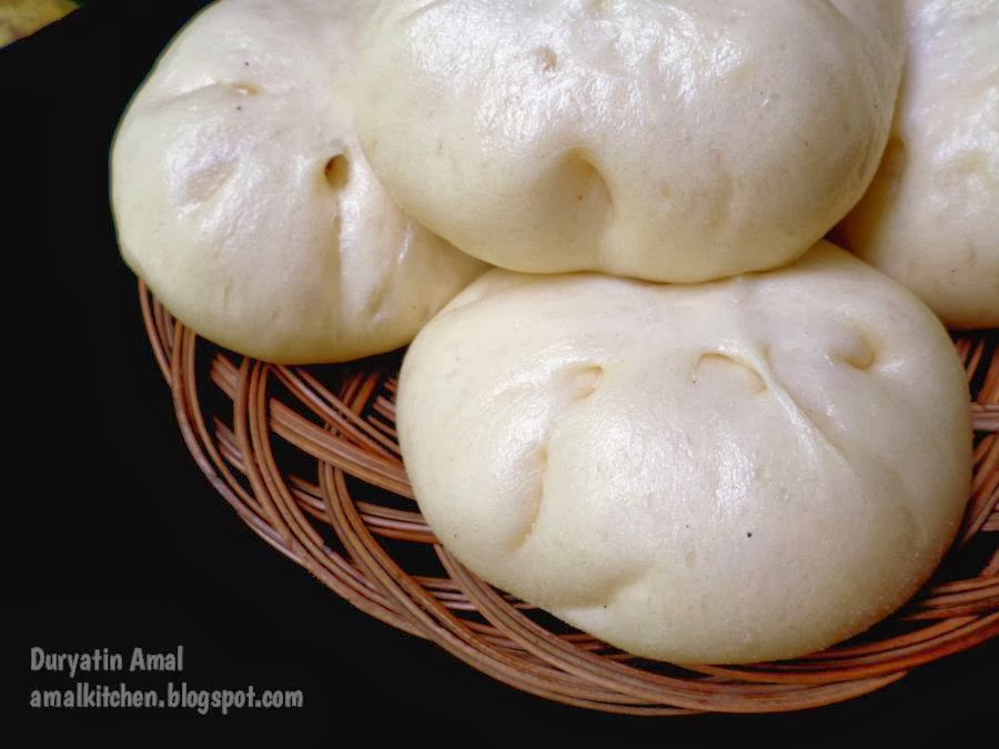 Amal's Kitchen : Simple & Easy Recipes: Bakpao Isi Ayam Jagung : Super ...