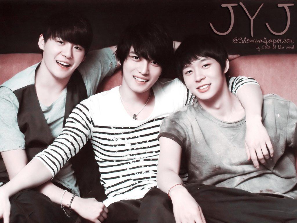 jyj wallpaper