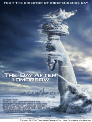 Poster The Day After Tomorrow 2004