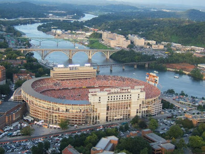 Sports Stadiums - A Birds Eye View Seen On www.coolpicturegallery.us