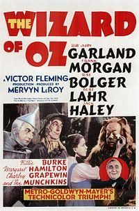 El mago de Oz (1939) - Cine para invidentes