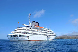 Galapagos Explorer II to become part of the Silversea Fleet.