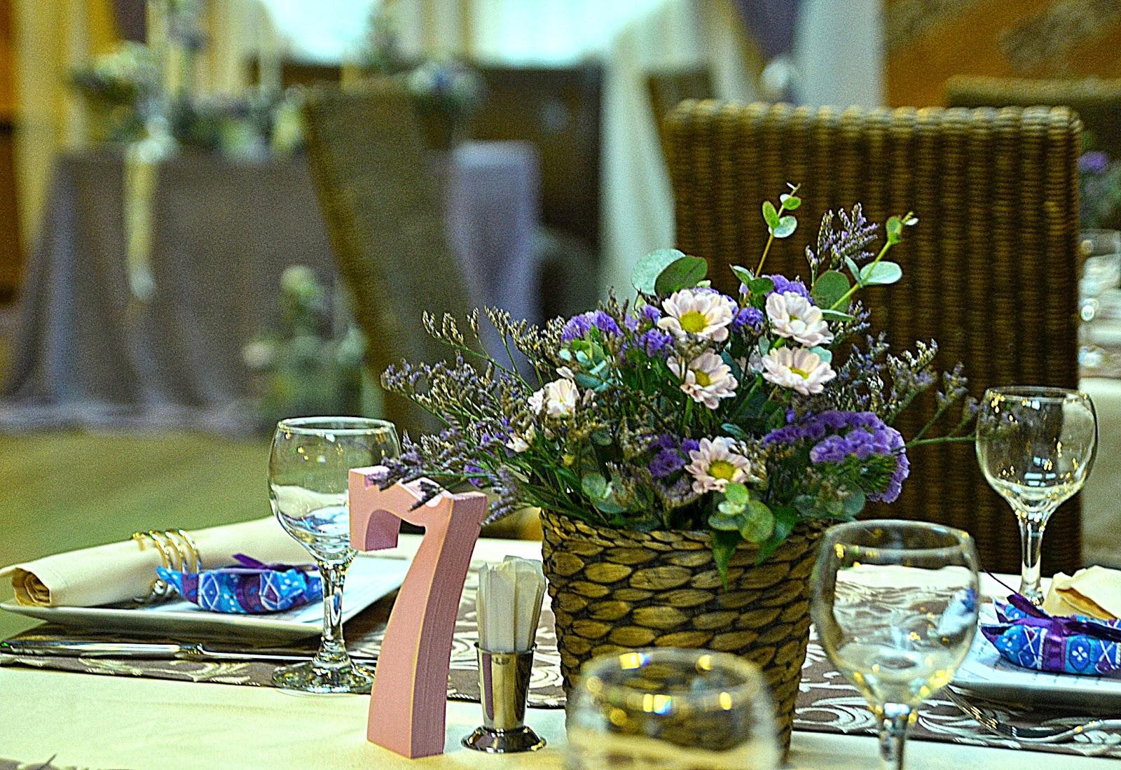 свадьбы в стиле прованс