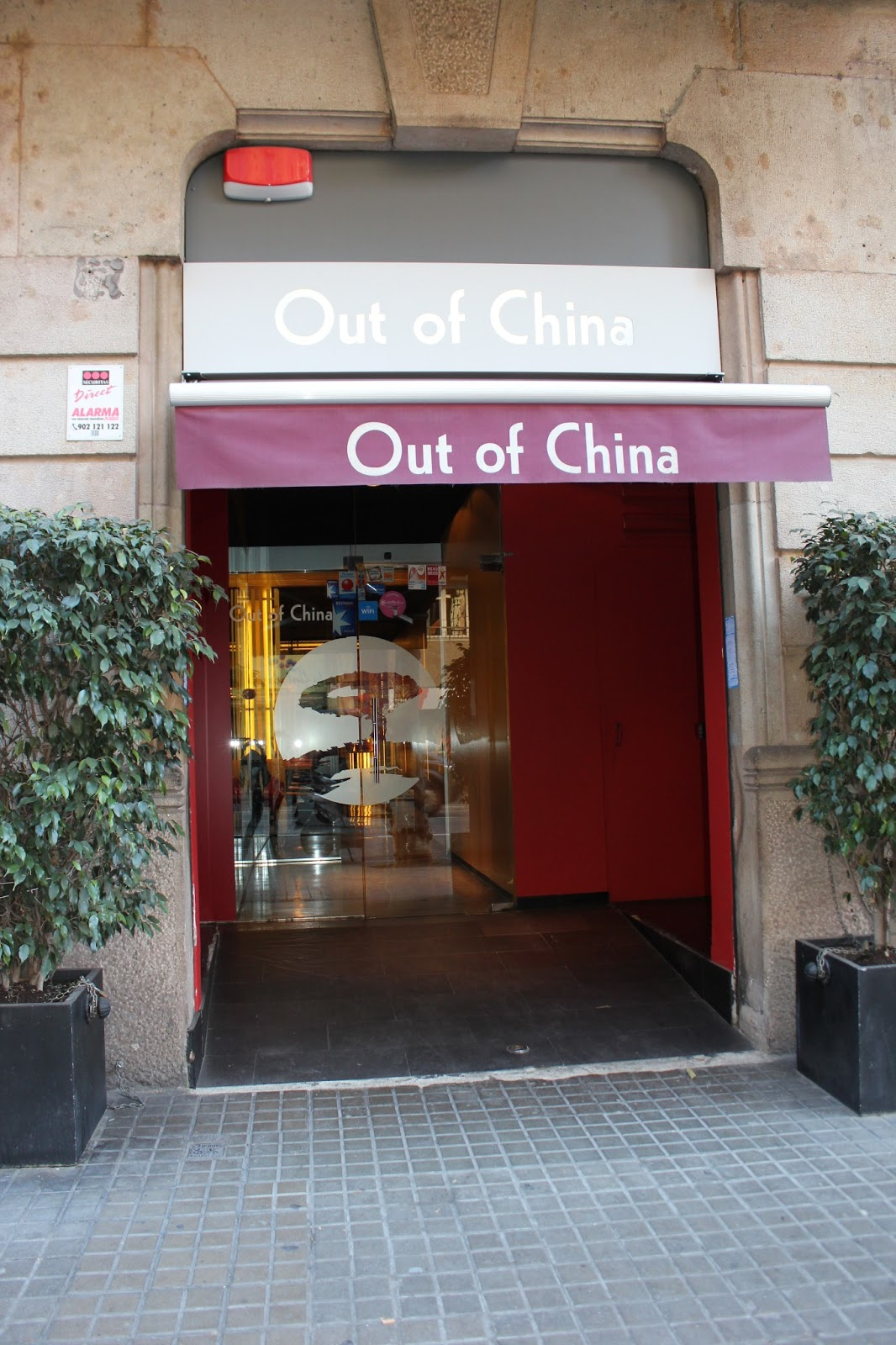 china out