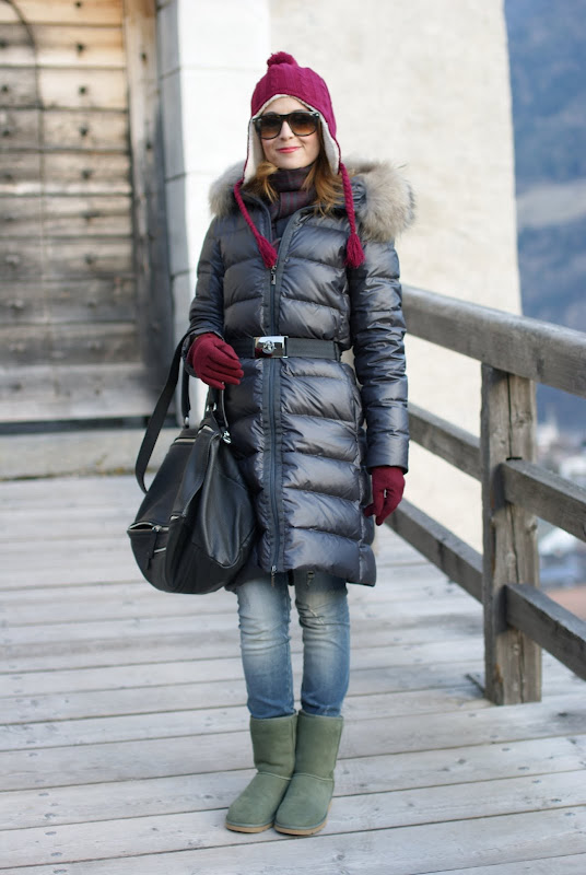 Moncler jacket, UGG boots, Fashion and Cookies