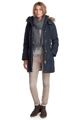 J21880 414 Cold Weekend   Cosy Coat