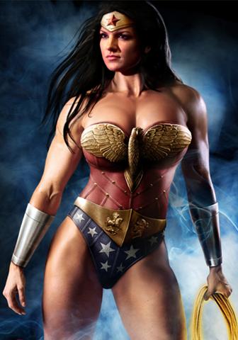 BronzeTigerblogspot.com: Wonder Woman the movie