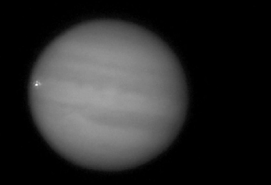 Impacto Júpiter