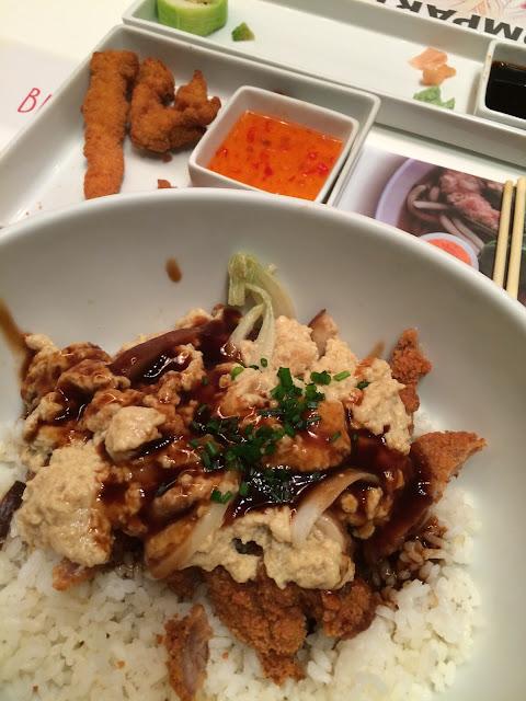 """Restaurante japonés"""