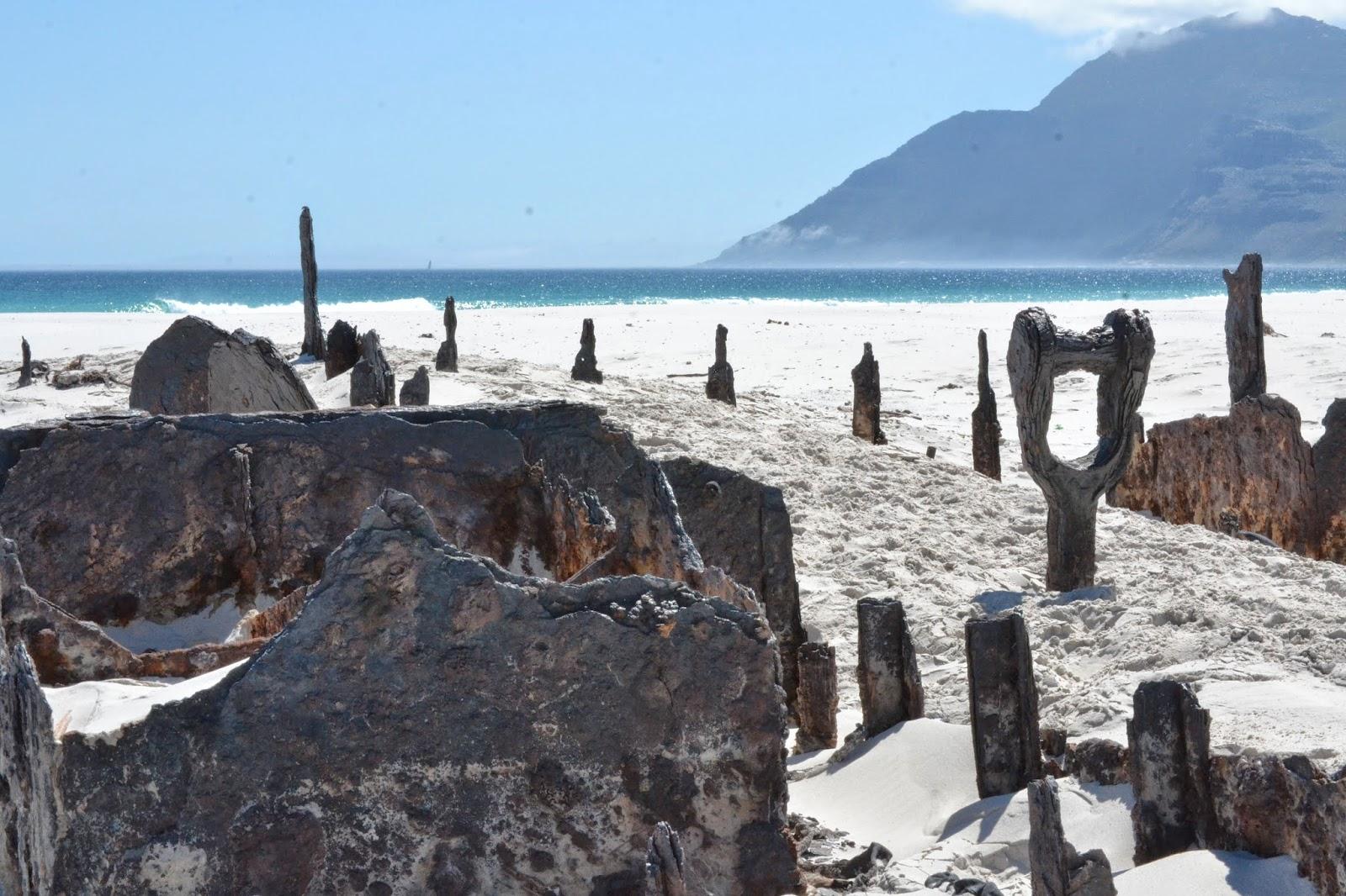 Kommetjie shipwreck 1