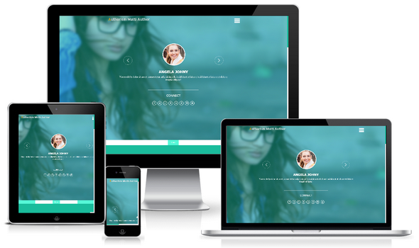 Authorism Blogger Template