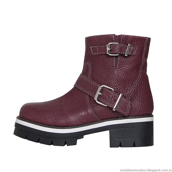 L'Tau coleción otoño invierno 2015 zapatos y botas.