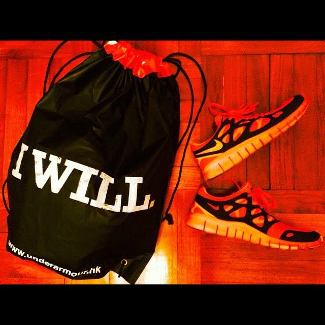 Girl Nike Red Sneakers Free Run