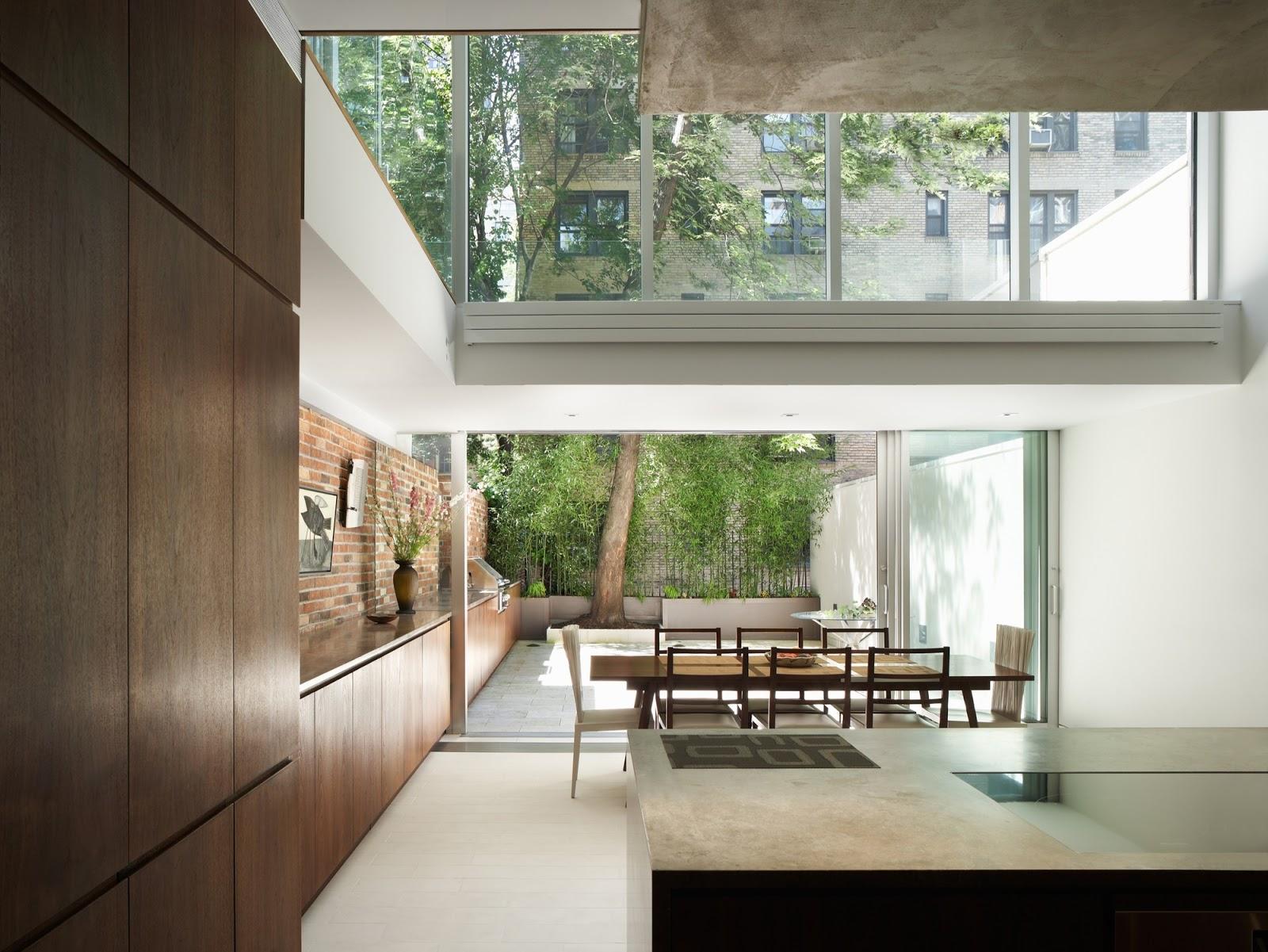 mẫu-nhà-phố-5-tầng-ở-Mỹ