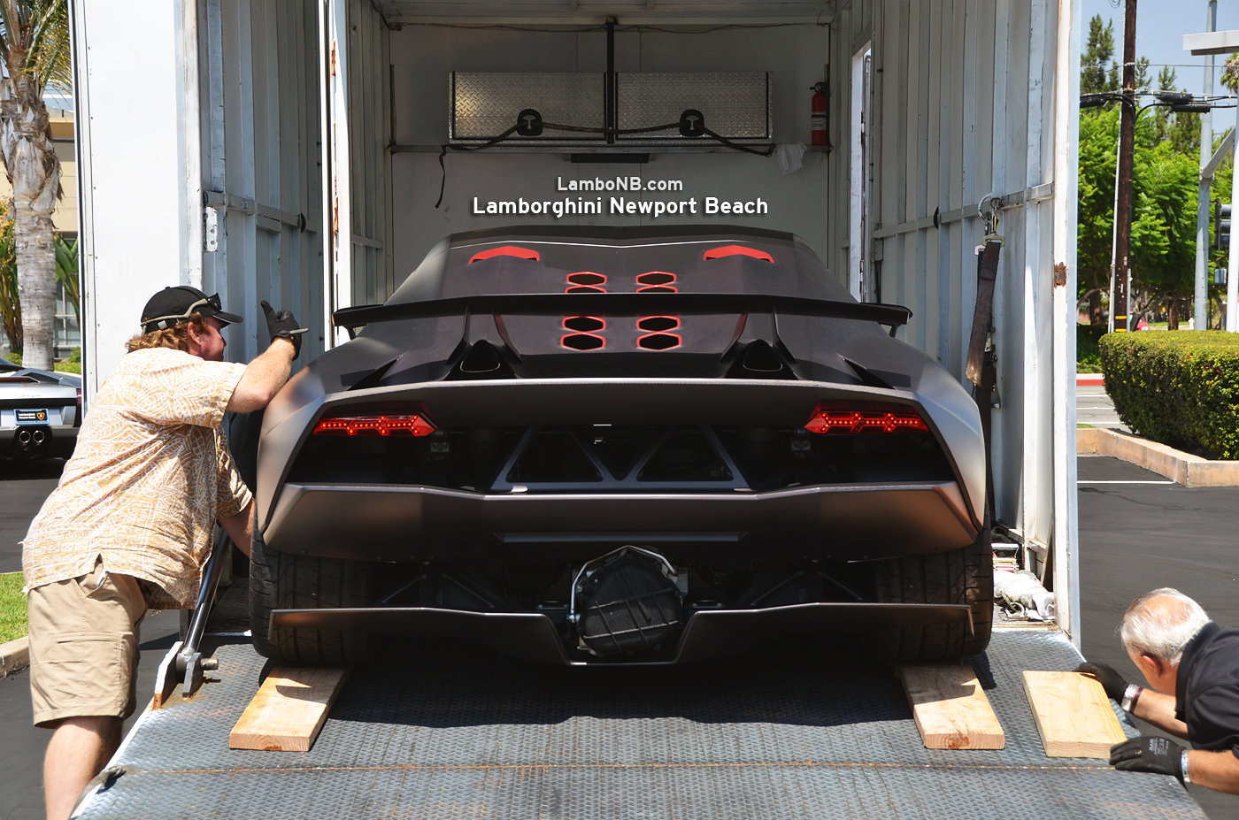 $2.2 Million Dollar Sesto Elemento Comes To Lamborghini Newport Beach!