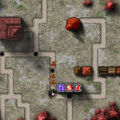 GEMCRAFT 2 CHASING SHADOWS FLASH GAME WALKTHROUGH