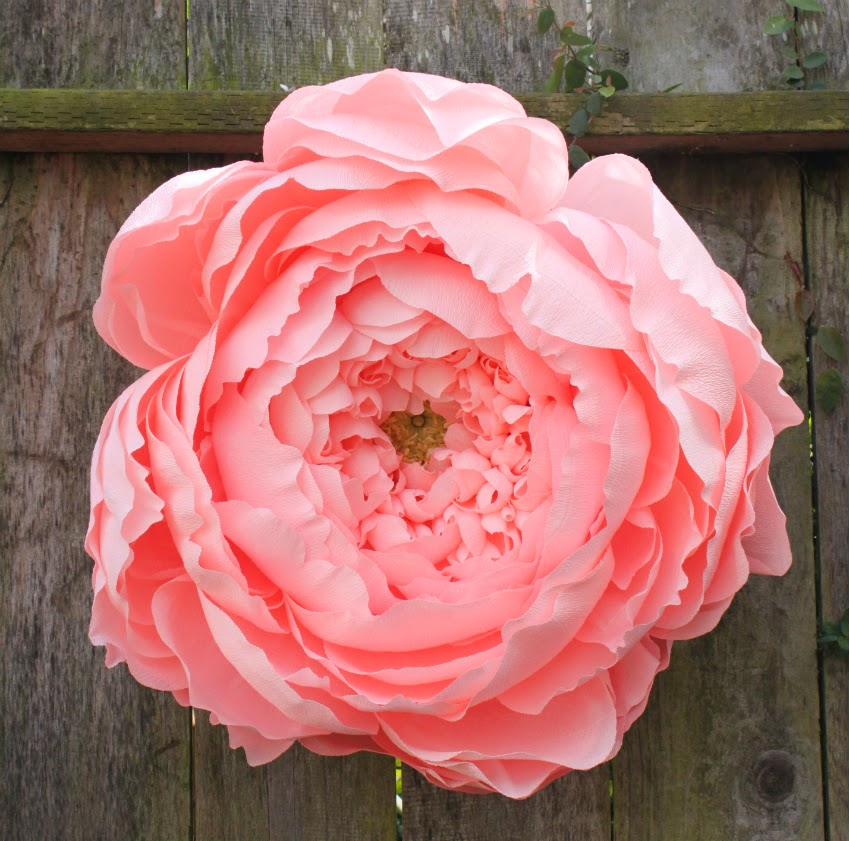 Corner blog giant closed crepe paper peony giant closed crepe paper peony this tutorial mightylinksfo