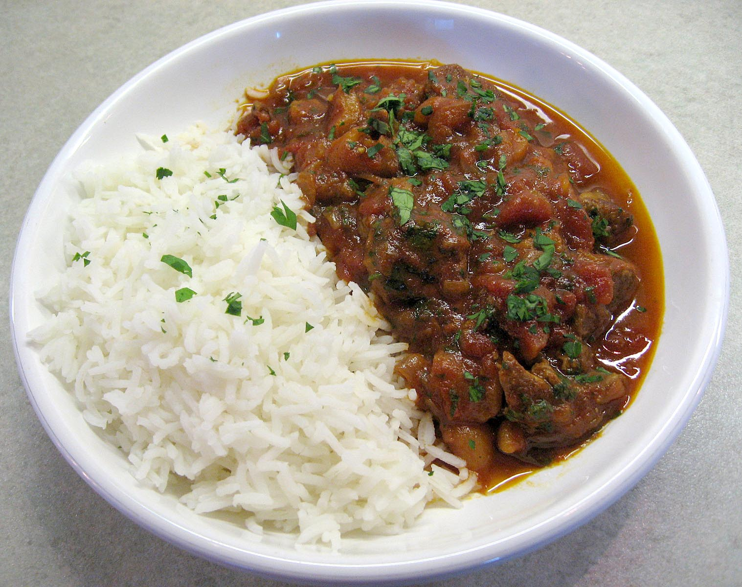 Kitchen Delights: Recipe: Lamb Tagine by Mary Berry