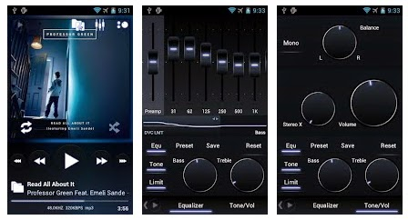 Poweramp Music Player Android Terbaik