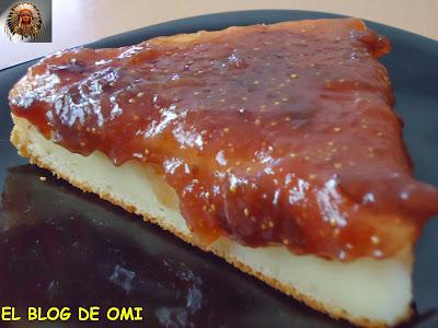 Tarta De Requeson Al Horno