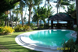 Beachhouse liloan swimpool