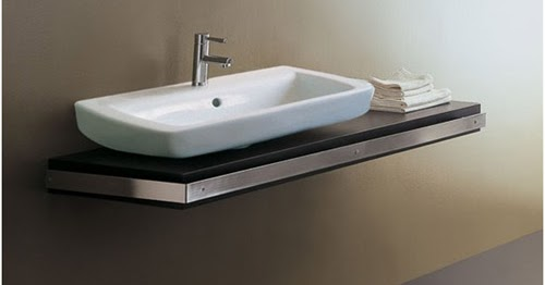 Ada sinks materials for accessible sinks universal design for accessible homes for Wheelchair accessible sink bathroom