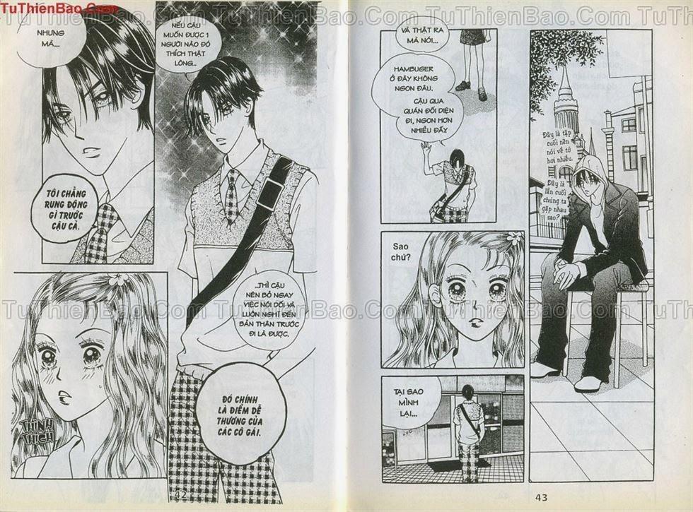 Xin Lỗi Tớ Thích Cậu chap 9 - Trang 21
